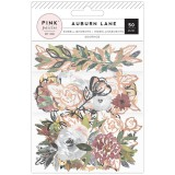 Auburn Lane - Floral Mix Embellishments