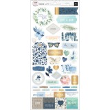 Indigo & Ivy - Accents / Phrase Stickers