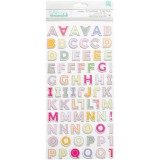 Oh My Heart - Sunshine Alpha Thickers Sticker