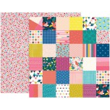 Pick me Up - #10 Patchwork 30,5x30,5 cm