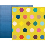 Pick me Up - # 15 Multi Dots 30,5x30,5 cm