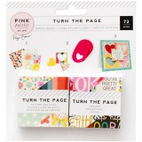 Turn the Page - Swatchbook 2x2 inch