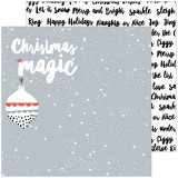 December Days - Christmas Magic 30,5x30,5 cm