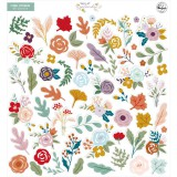 Days of Splendor - Floral Die Cuts