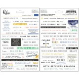 Escape the Ordinary - Phrases Stickers