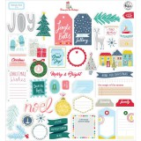 Home for the Holidays - Die Cuts