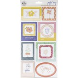 Joyful Day - Frames Accent Stickers