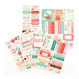 Prima Planner Stickers - Be Happy