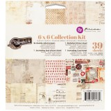 Vintage Emporium - Collection Kit 6x6 inch