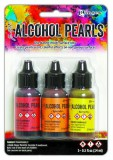 Alcohol Ink Pearls - Kit 1 3 x 14 ml