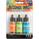 Alcohol Ink Kit - Spring Break 3 x 14 ml