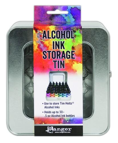 Alcohol Ink - Storage Tin von Ranger