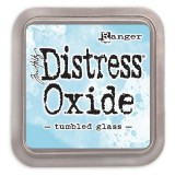Distress Oxide Ink Pad - Tumbled Glass