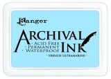 French Ultramarine - Archival Ink Pad von Ranger