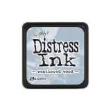 Weathered Wood - Distress Mini Inks