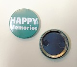 Button - Happy Memories on Der Scrapbook Laden