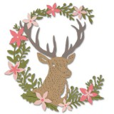 Sizzix Thinlits - Deer