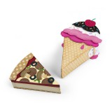 Sizzix Bigz Large Die Ice Cream / Pizza Box