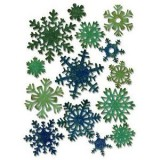 Sizzix Thinlits Die Set - Paper snowflakes mini