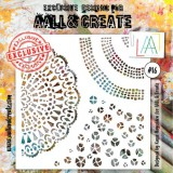 AALL and Create Stencil # 016