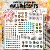 AALL and Create Stencil - # 021