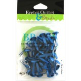 Brads Dark Blue - 8mm von Eyelet Outlet