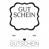 Clear Stamp Set - GUTSCHEIN
