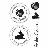 Clear Stempel Set - Ostern 1
