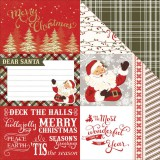 Holiday Cheer - Deck the Halls 30,5x30,5 cm