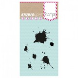 Kleckse - Studio Light Clear Stamps Basic
