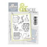 Clear Stamps - L'instant Thé
