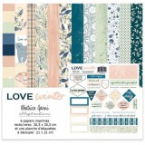 Love Winter - Collection Pack 30,5x30,5 cm