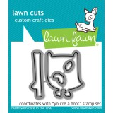 You're a Hoot - Lawn Fawn Dies
