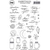 Fairytales - Clear Sticker