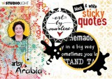 Studio Light Sticker Art By Marlene Quotes Artsy A