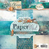 Studio Light Paper pad Ocean View 3.0 nr 117