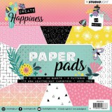 Studio Light Paper Pad Create Happiness no. 112