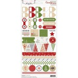 Candy Cane Lane - Decorative Stickers