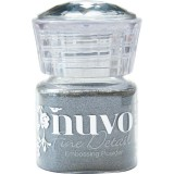 Nuvo - Embossing Powder Silver