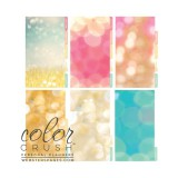 Color Crush Dividers - Today is a great day